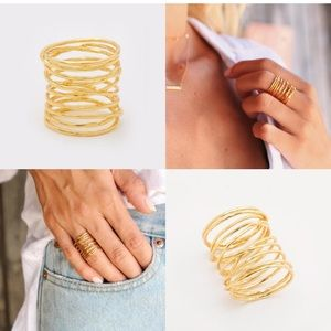 BRAND NEW* Gorjana Lola Ring